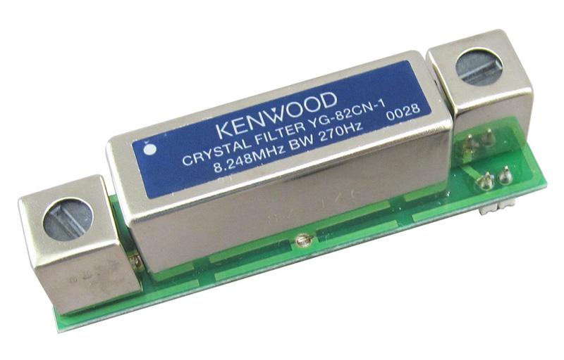 FILTR KENWOOD YG-82CN-1W 270 Hz do TS-890S