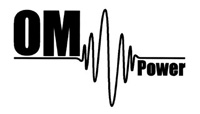 OM-Power logo